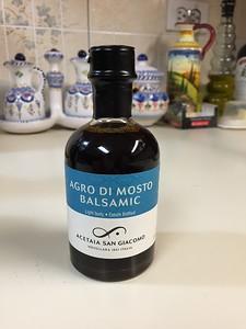 Delicious balsamic vinegar