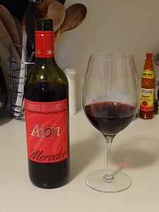 Rosso Conero by Moroder. Delicious everyday Italian Montepulciano red wine.
