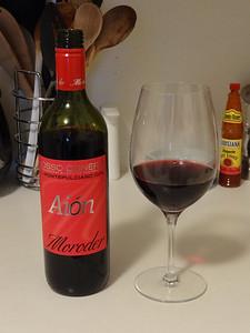 Rosso Conero by Moroder. Delicious everyday Italian Montepulciano red wine.