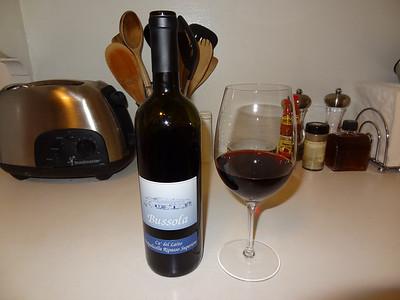 2007 valpolicella from Tommaso Bussola winery - Verona, Italy.
