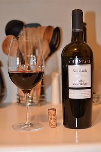 Nero d'Avola wine from Vigneti Zabù. From the Sicily region in Italy.
