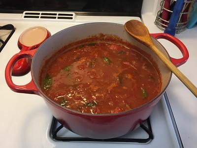 Make your sauce