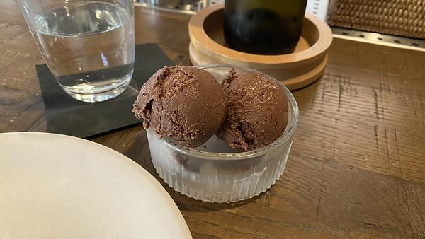 Chocolate Stracciatella Gelato
