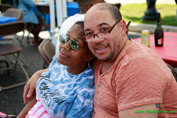 The Bydume Family Cookout 7.1.17