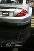 Back End of an AMG Mercedes - 2009 Detroit Auto Show
