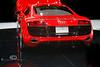 Audi R8 V10 - Sleek Rear End - Detroit International Auto Show 2009