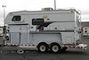 Custom Designed Slide-In Camper on an Aluminum Trailer - Seen in a Wal-Mart Parking lot in Wyoming 2009