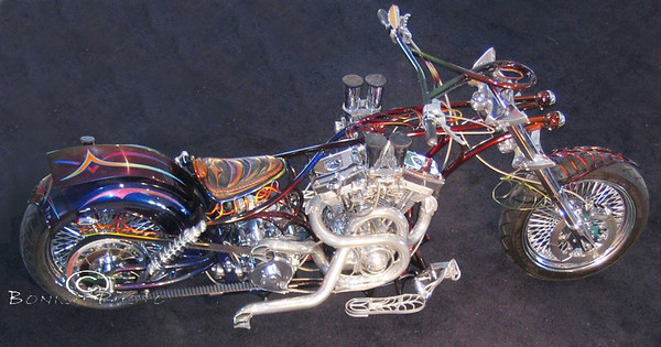 Ron Finch - The Man Who Invented the Custom Motorcycle