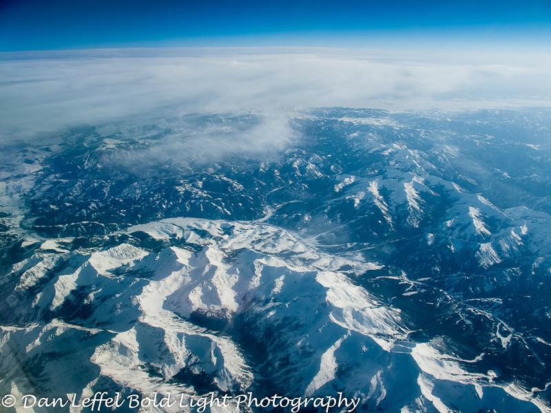 Washington State Cascade Mountains