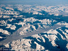 South East Alaska Fjord and large glaciers