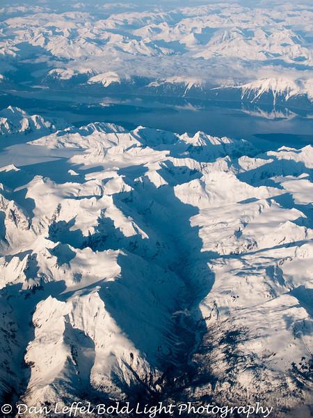 South East Alaska Fjord