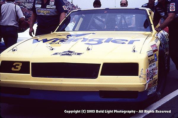 DESr 1986 Car