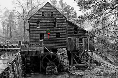 Historic Yates Mill in Raleigh, NC