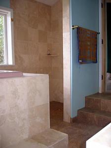 master bath entry