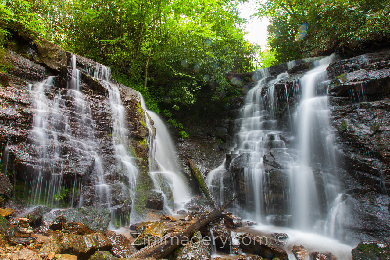 Soco Falls, North Carolina - 1