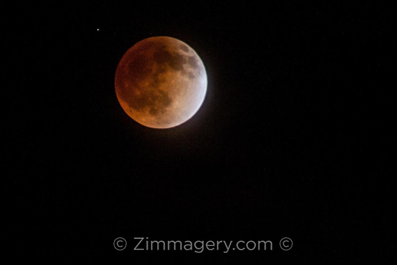 Lunar Eclipse from Marina del Rey, CA