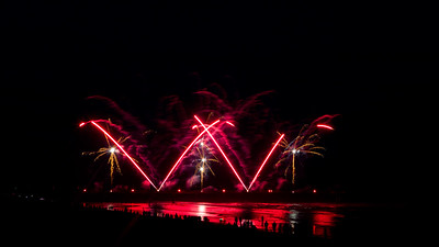 2011 New Brighton Fireworks