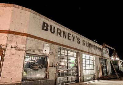 Burney's