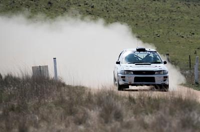 Cooma Kosciuszko Subaru Rally