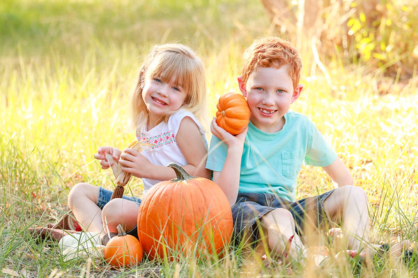 Cooper Family - Fall Session