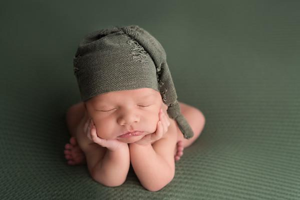 Cooper N. •Newborn