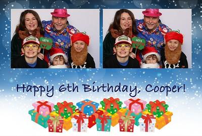 Cooper's Birthday