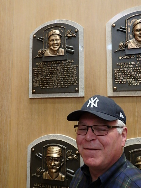 Another of Guy's favorite Yankees