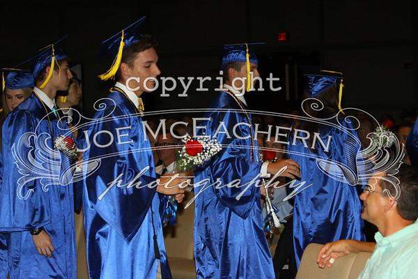 Coosa Christian Graduation 2017
