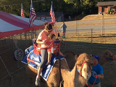 Coosa Valley Fair 10/16
