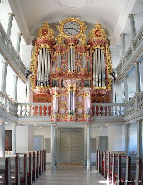 Organ Garninsons Kirke