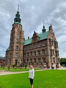 Copenhagen King castle