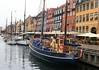 aaaaBaltic T7i 232A, SMALL, ships along dock, Nyhaven docks, Copenhagen-232