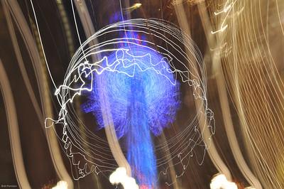 Tivoli 3 at night