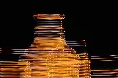 Tivoli 4 at night