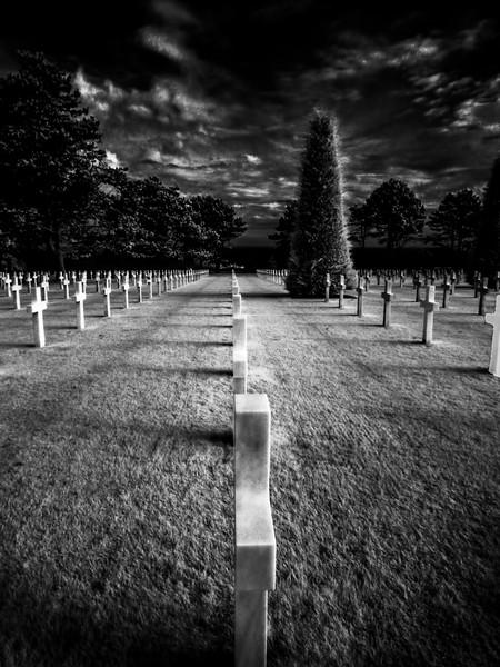 Normandy Beaches American Cemetery1