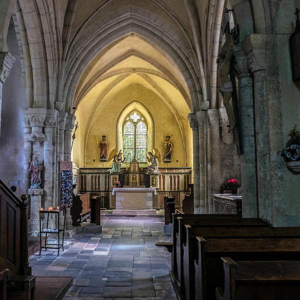 Normandy Church2