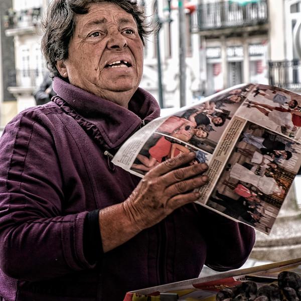 Oporto Vendor