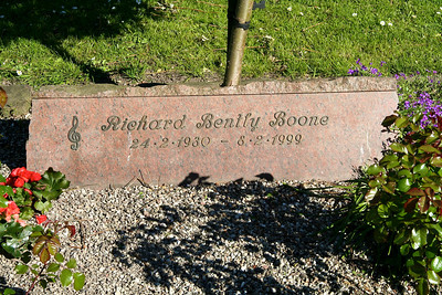 Assistens Kirkegård - maj 2006 Grave of Richard Boone