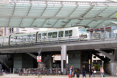 Copenhagen Metro Flintholm Station