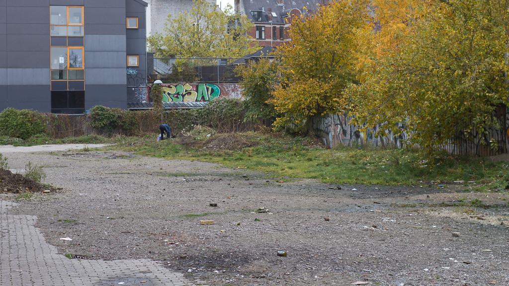 "Copenhagen; Nørrebro (Jagtvej 69, where ""Ungdomshuset"" was demolished in 2007). Oct 31. <a target=""blank"" href=""http://en.wikipedia.org/wiki/Ungdomshuset"">Ungdomshuset @ en.wikipedia</a>."