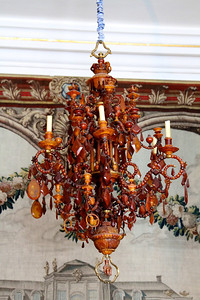 Rosenborg Palace Amber