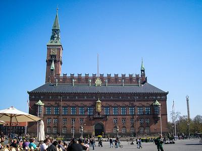 Copenhagen - April 2003