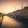 Nyhavn Canal Pano
