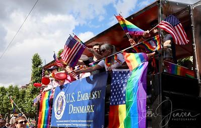 Copenhagen Pride; CPH Pride; 2017;