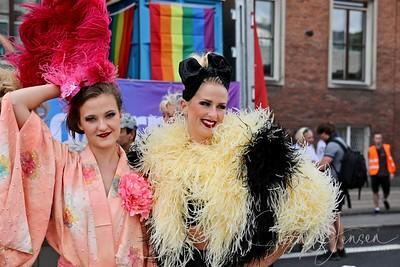 Copenhagen Pride; CPH Pride; 2018