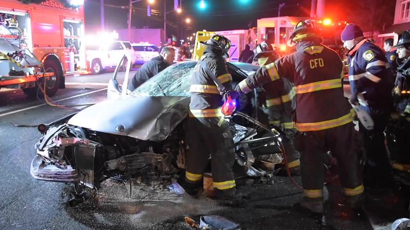 Copiague Serious Accident- Paul Mazza
