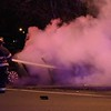 Copiague Police Pursuit with Accident and Fire- Paul Mazza