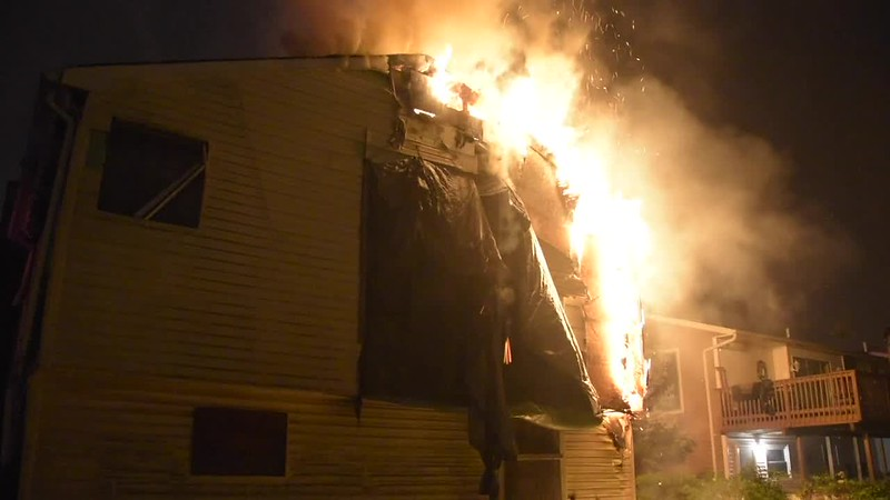Copiague Suspicious House Fire- Paul mazza