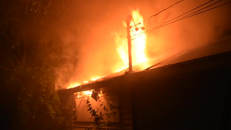 Copiague House Fire- Paul Mazza