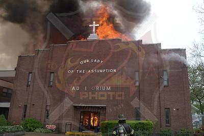 Copiague F.D. Signal 13  Molloy St. (Our Lady of Assumption Church Auditorium) 6/3/20